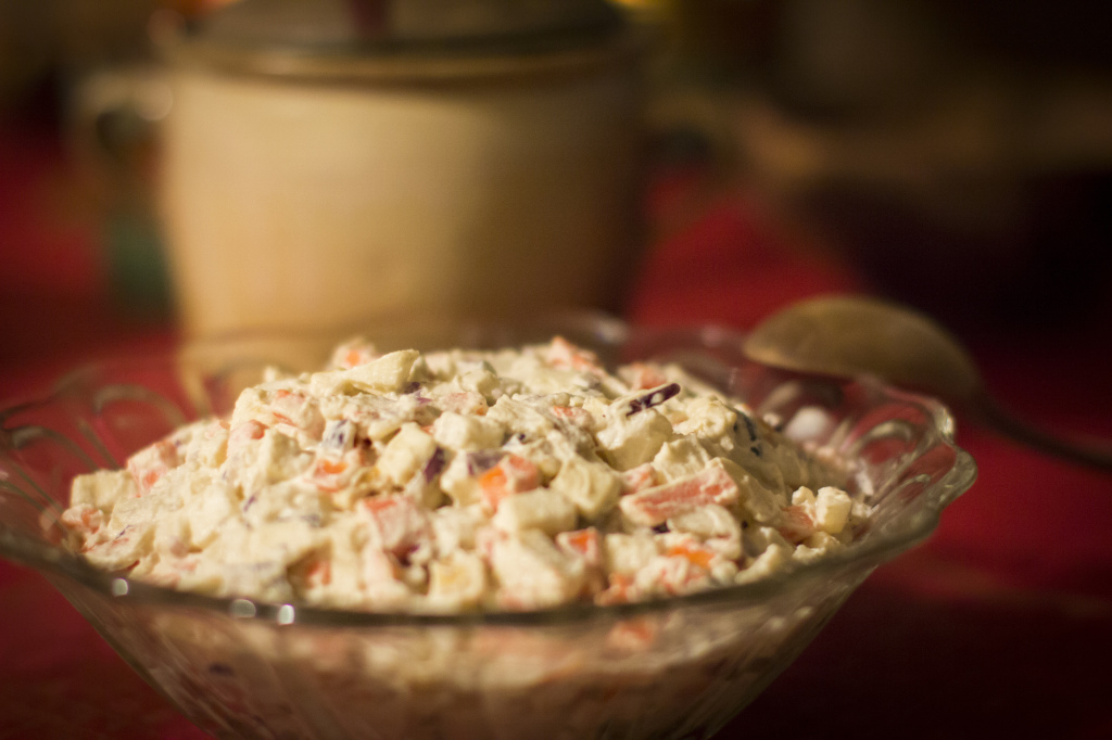 Bramborawý salát